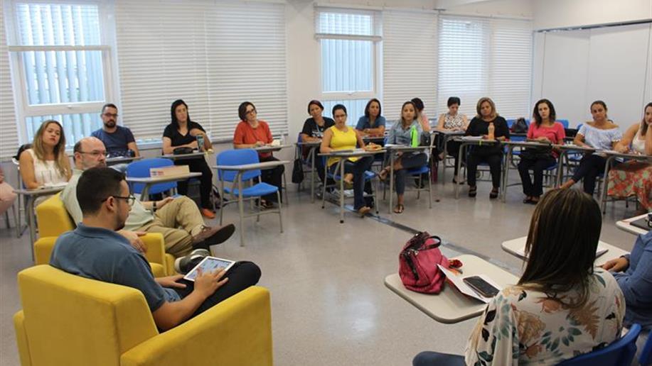 O ano letivo terá início em 29/1, mas para os educadores maristas ele já começou. Na semana de 22 a 26 de janeiro, professores, estagiários e coordenadores participam da 1ª Jornada Pedagógica de 2018.