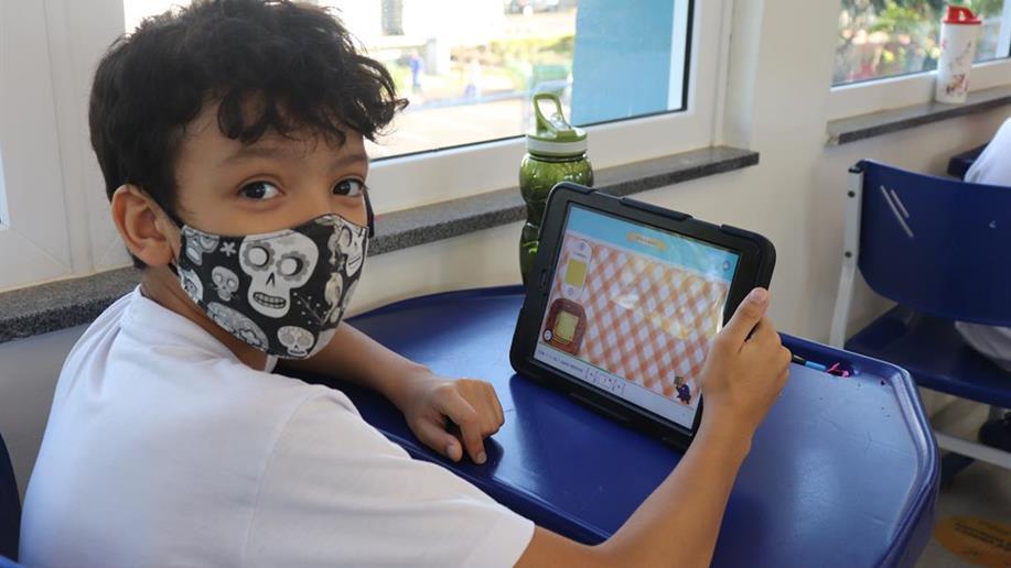 Com atividades interativas e possibilidade de acompanhamento de estudantes, Matific contribui para o desenvolvimento de habilidades matemáticas.