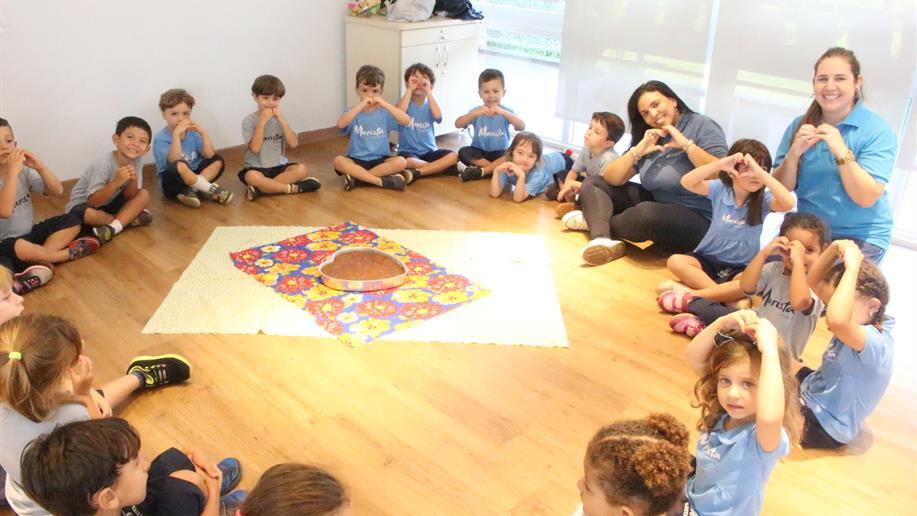 Estudantes do Nível 2 vivenciaram múltiplas experiências nos estudos sobre o coração.