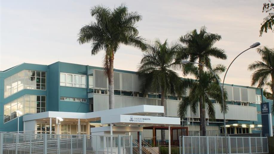 Nosso colégio está instalado na Asa Norte, em Brasília, numa área privilegiada, com mais de 15 mil metros quadrados.