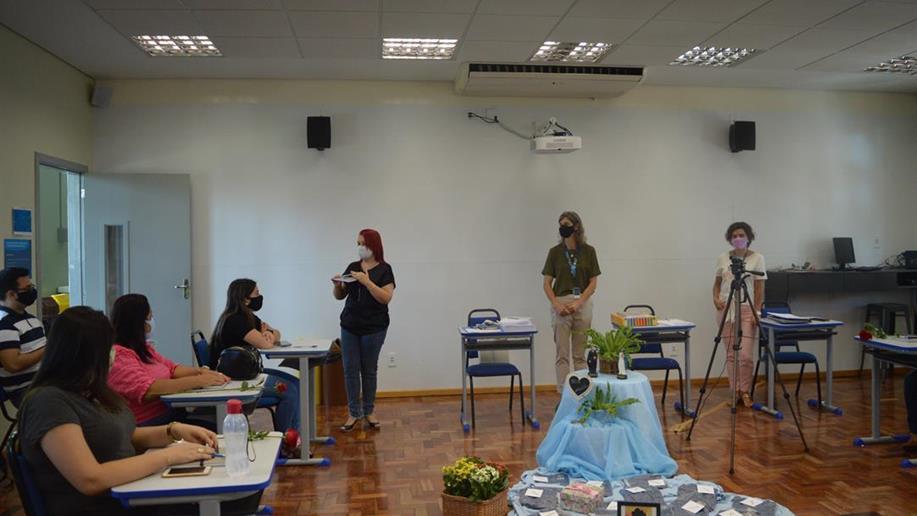 O Colégio Marista Medianeira realiza significativo investimento na qualificação constante de seus educadores