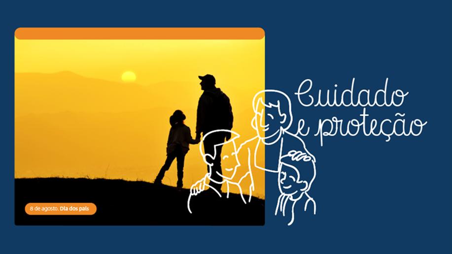 Pai: presença significativa e ternura