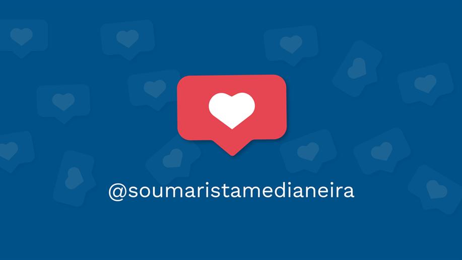 Siga e acompanhe o nosso perfil: @soumaristamedianeira
