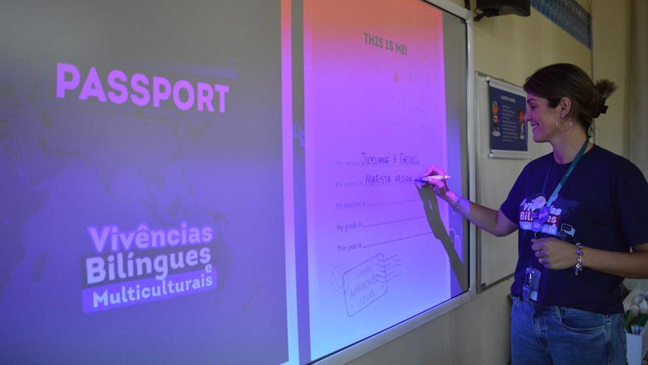 O Programa apresenta uma metodologia inovadora e integrada ao jeito Marista de educar