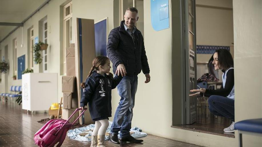 O período é para as famílias que já possuem filhos no Colégio e para os educadores.
