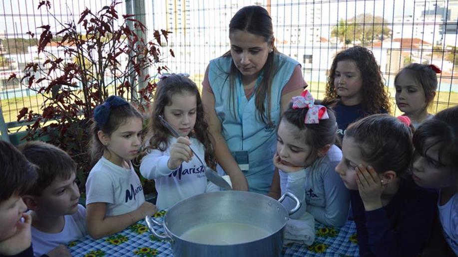 Vários fatores influenciam no desempenho escolar das crianças e adolescentes e, dentre esses fatores, destaca-se a alimentação.