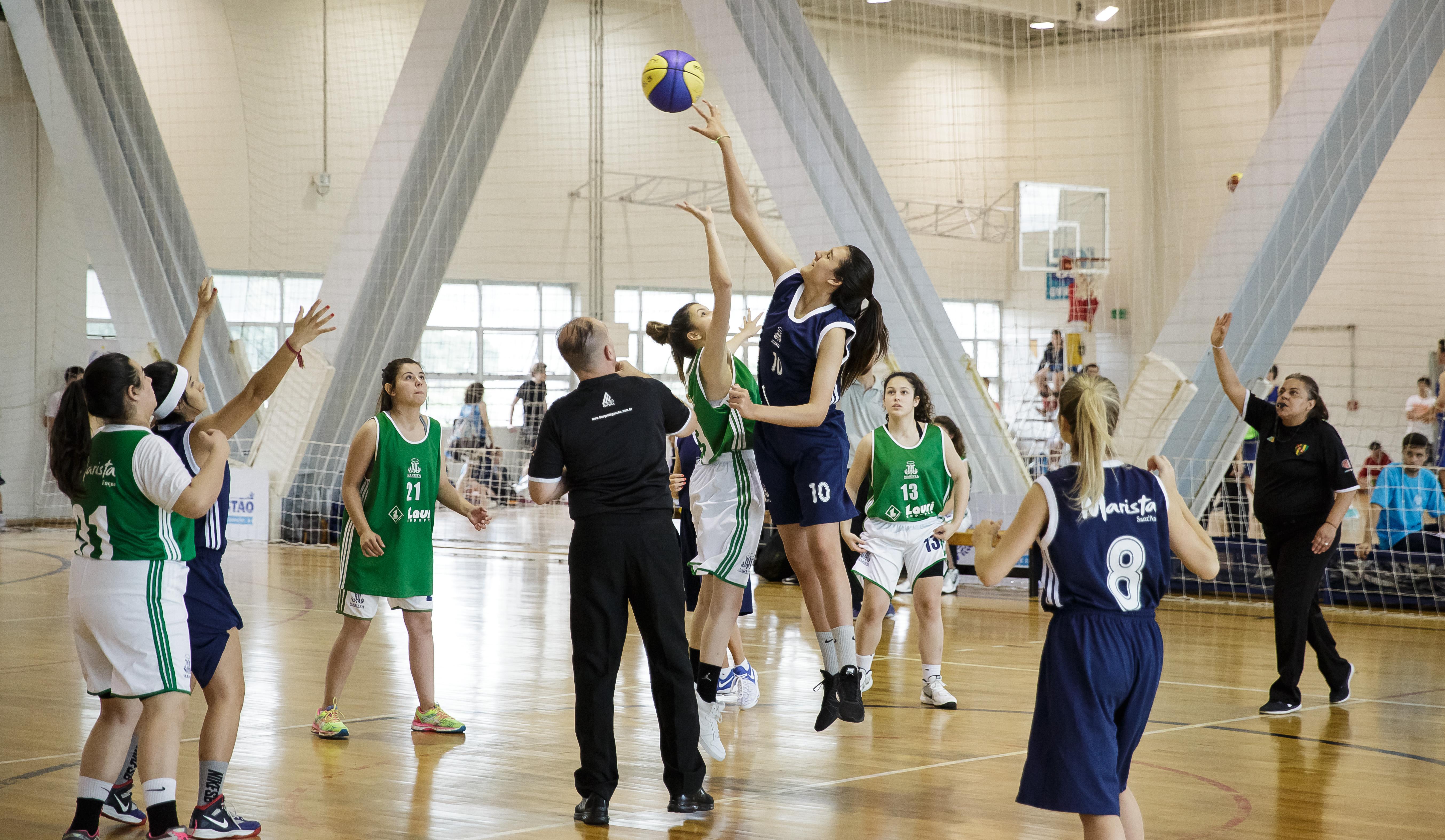Realizado há mais de dez anos, o Maristão – Esporte e Integração é o maior evento esportivo da Rede Marista.