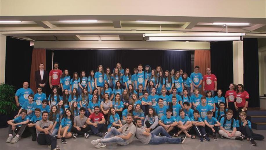 Grupo de 148 estudantes terá três semanas de imersão cultural na edição de inverno do projeto