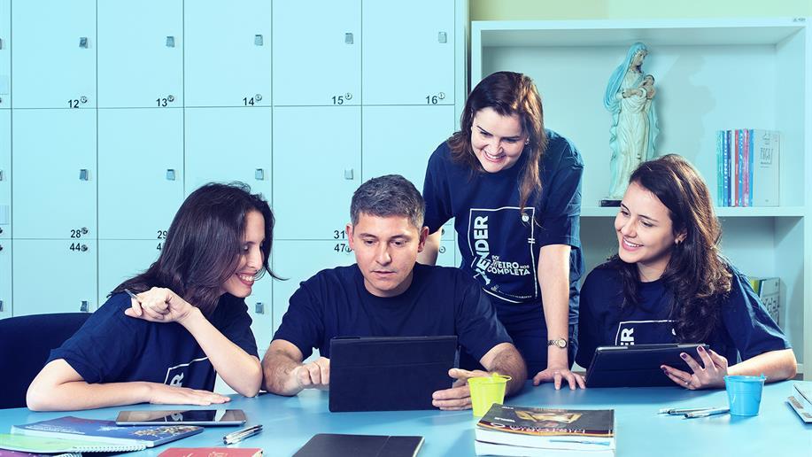 De 15 a 31/10, profissionais podem inscrever-se na seleção do Cadastro Reserva de Educadores Maristas.