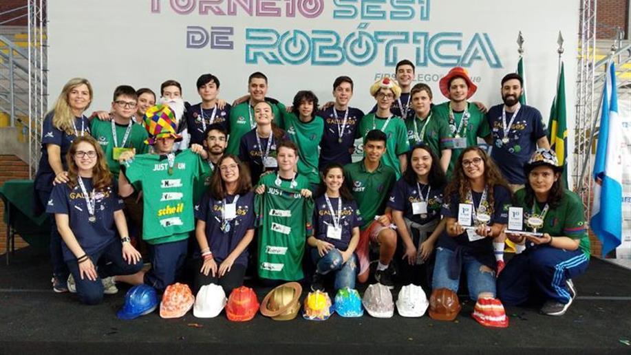Equipe ganhou o prêmio Estratégia e Inovação na etapa regional