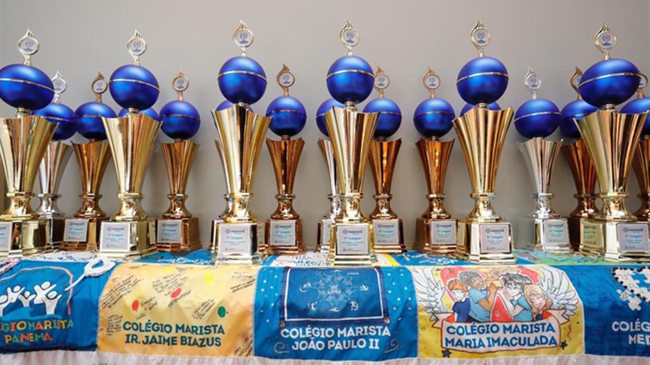 Confira os vencedores da 2ª Etapa do Maristão 2018