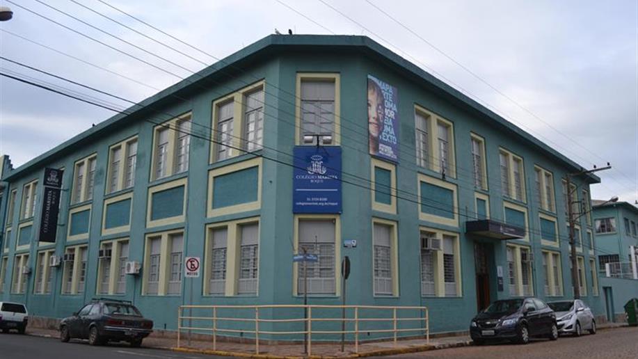 Fundada em 1929, instituição oferece infraestrutura completa para cada nível de ensino