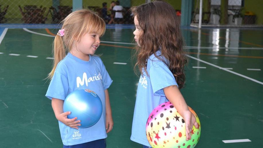 Modalidade de ensino é destinada a crianças de 3 a 9 anos, matriculadas no Colégio.