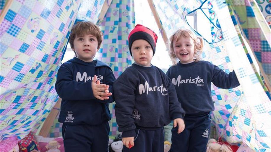 Nossa proposta envolve o cuidado das crianças desde muito pequenos