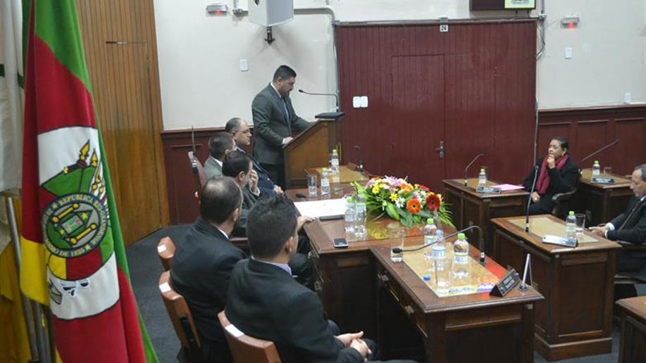 Sessão Solene foi proposta para comemorar os 90 anos da instituição em Cachoeira do Sul