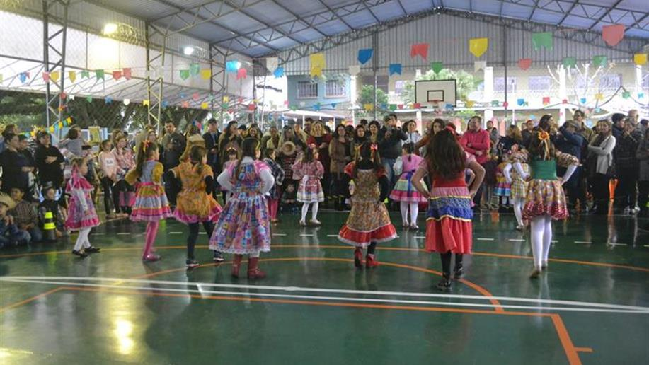 Colégio Marista Roque recebeu educadores, estudantes e familiares no último sábado