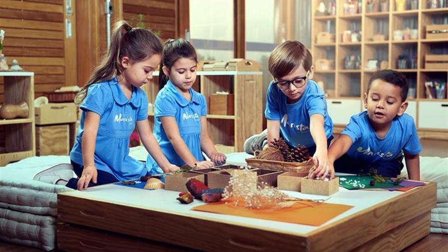 Aprender por inteiro na Educação Infantil é valorizar cada novo significado.