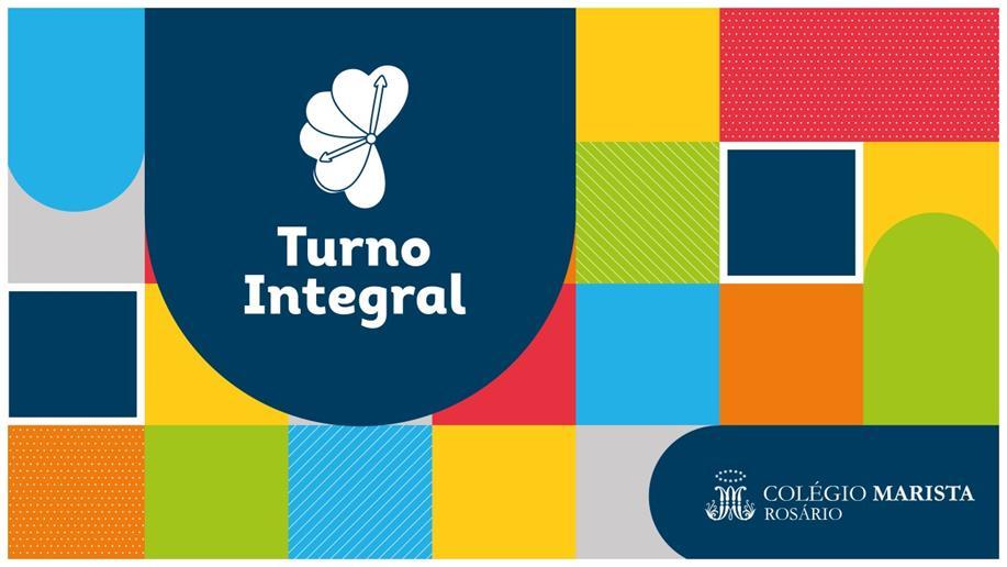 O Turno Integral do Marista Rosário foi criado para complementar a necessidade das famílias que apostam na proposta pedagógica e na estrutura do Colégio para o ensino em horário integral.