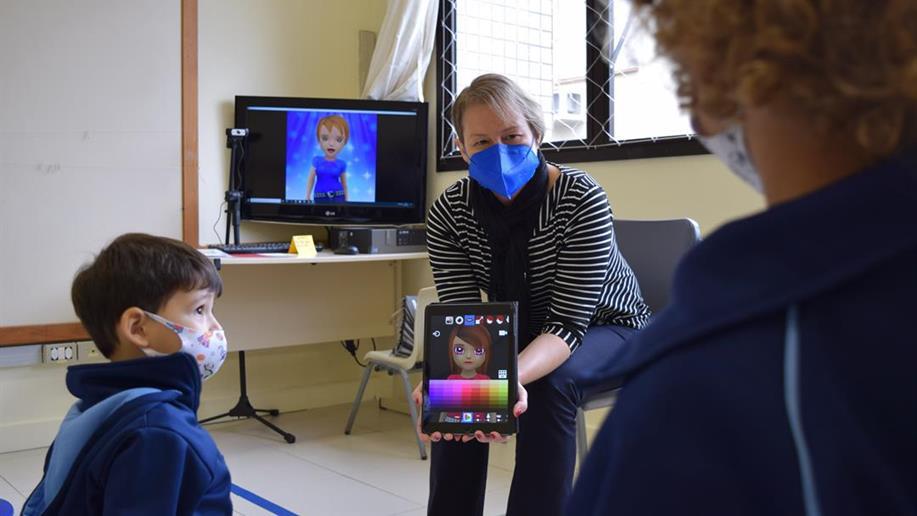 Projeto da Educação Infantil potencializa as formas de expressão das crianças