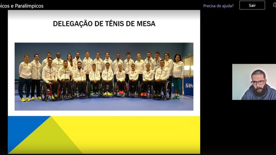 Anos Finais EF promove sequência didática sobre os Jogos Olímpicos e Paralímpicos