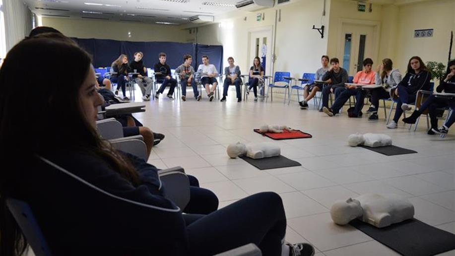 Programa Bem Cuidar envolve iniciativas de conscientização e formação da comunidade educativa
