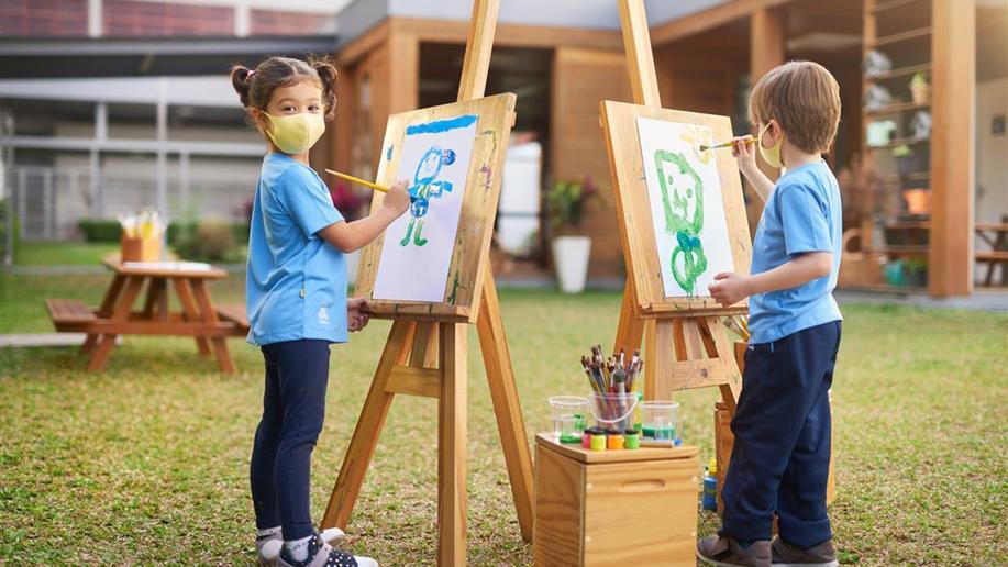 Por Silvia Crestani, orientadora educacional da Educação Infantil