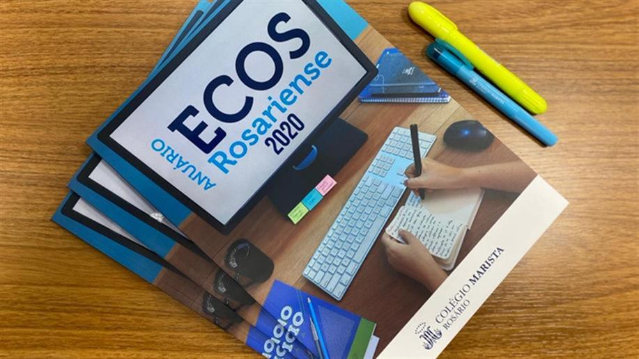 Confira todas as edições do Anuário Ecos Rosariense