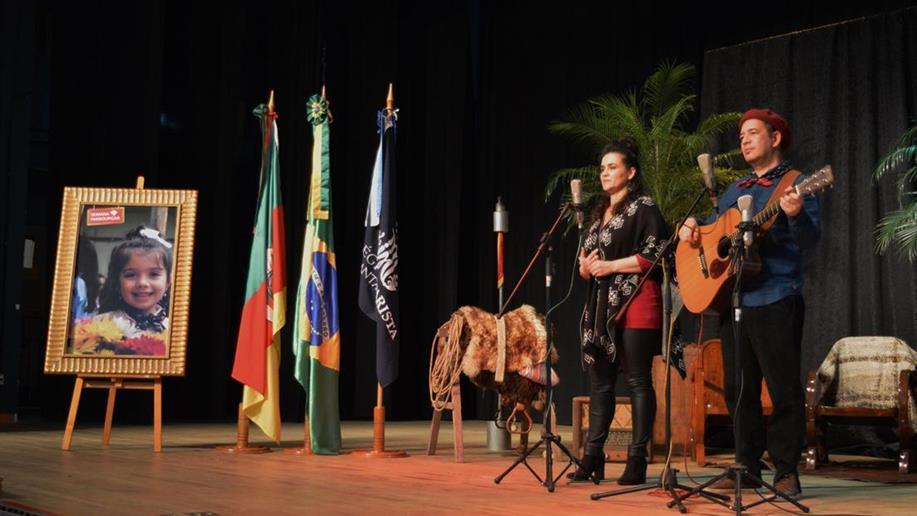 Venha prestigiar a tradição e cultura gaúcha