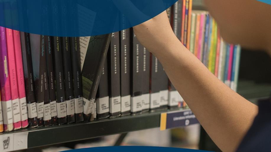 Confira orientações para solicitar o empréstimo e reserva de livros na nossa Biblioteca