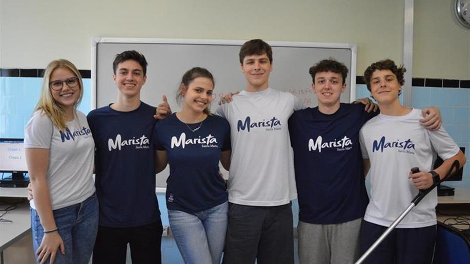 Participando do Gesma, os estudantes têm a oportunidade de viver a liderança