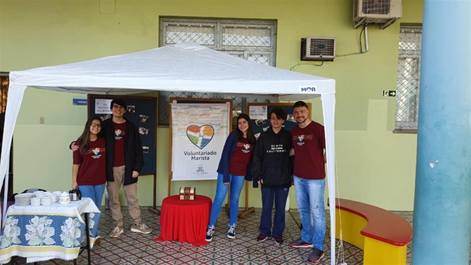 O Voluntariado contribui na construção da Cultura da Solidariedade, colaborando na efetivação da missão de evangelizar