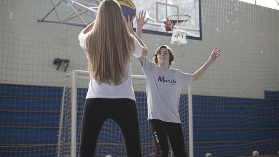 Estudantes podem escolher até duas modalidades para participar das equipes esportivas