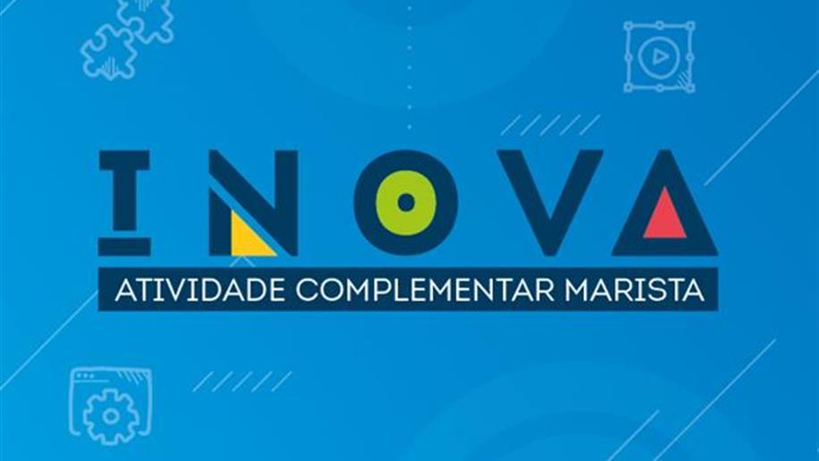O Projeto Inova foi criado com o objetivo de fomentar a cultura tecnológica nos Colégios e Unidades Sociais da Rede Marista e será oferecido em 2021 como Atividade Complementar.