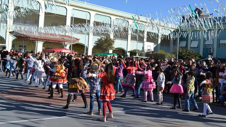A Festa Julina será realizada no sábado, dia 6/7.