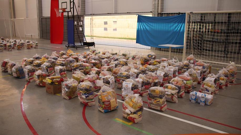 Alimentos serão doados, em ação alusiva ao Dia de Santo Antônio