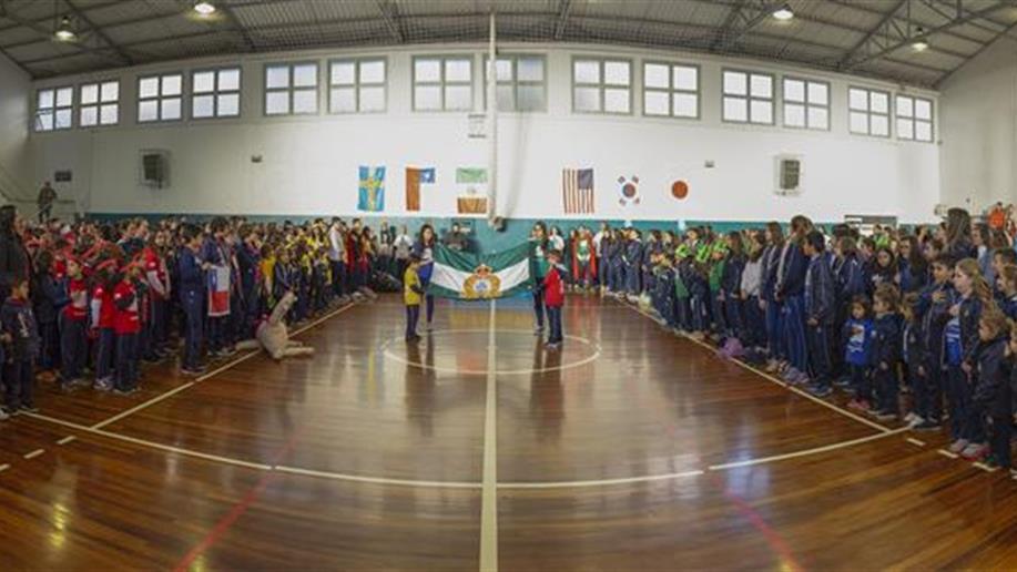 Nesta semana, de 4 e 8 de junho, estudantes da Educação Infantil ao Ensino Médio participaram de várias etapas da Olimpíada Champagnat.