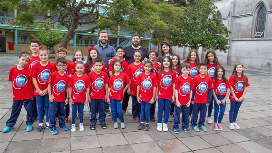 Em homenagem ao 20 de setembro, dia do gaúcho, estudantes da Educação Infantil e Anos Iniciais participaram de atividades tradicionalistas.