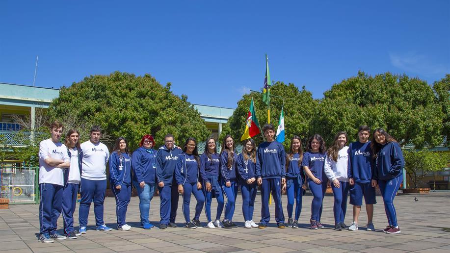A prova da XVI OQdoRS foi realizada no último sábado, 22, no IFRS, em Rio Grande