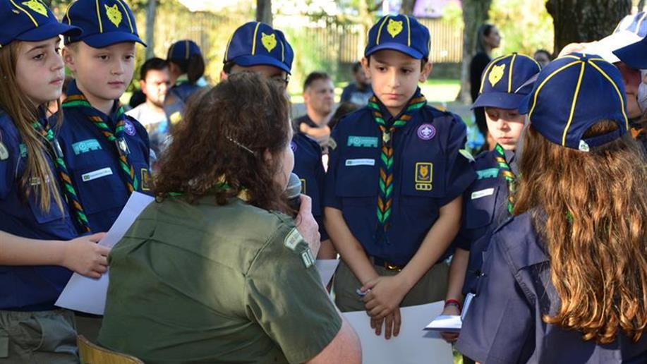 Encontros do grupo acontecem aos sábados, às 14 horas, no Parque Marista São Luís