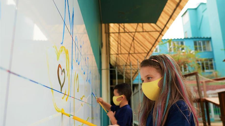Para celebrar o Dia Mundial da Alfabetização, mostramos alguns aspectos dessa importante fase na vida das crianças