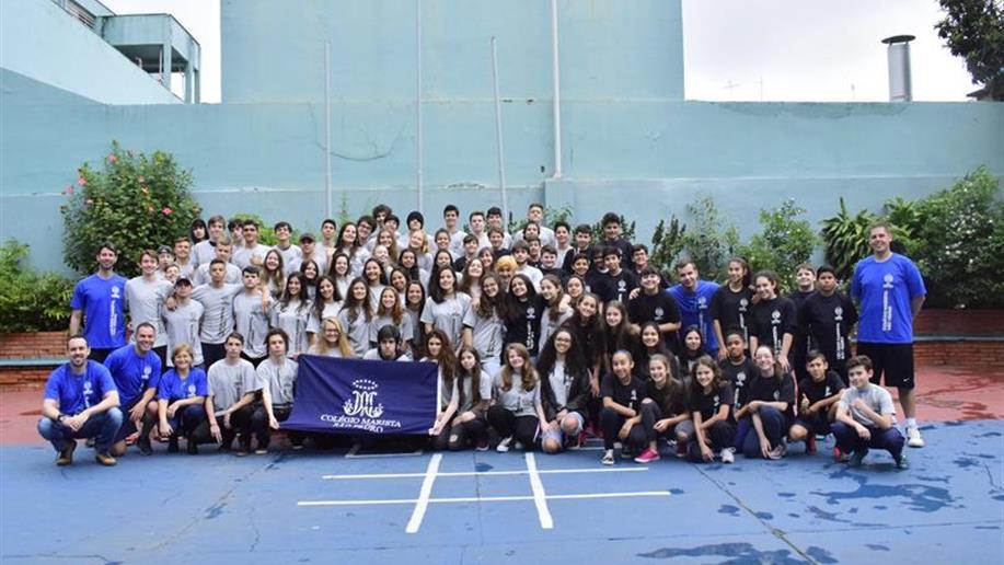 Nossos estudantes representarão o colégio em competição que reúne mais de três mil jovens de 20 escolas da Rede Marista