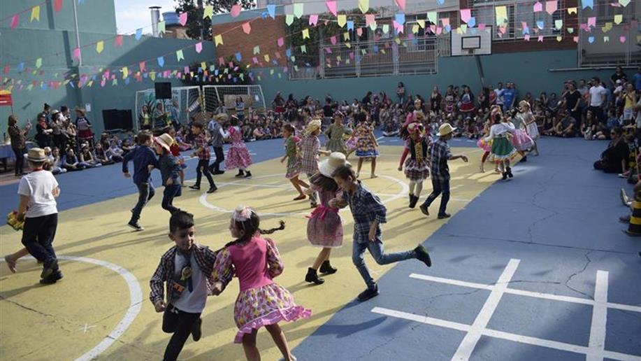 Evento integrou escola e comunidade
